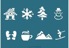 Afbeeldingsresultaat voor winter landscape silhouette