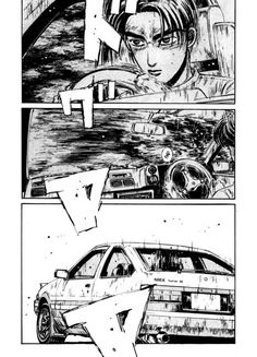 Initial D 60 Page 4