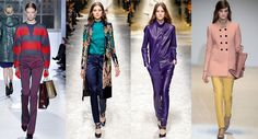Fashion Trousers Autumn-Winter 2014-2015