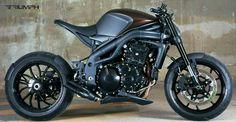 Triumph 1050 Speed Triple by Impoz Design