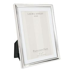BOXED SILVER FRAME