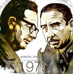 Cómo contar el golpe de Pinochet y la muerte de Allende 40 años después   Eva Wheel