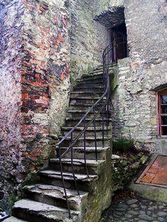 Stone Staircase / 299