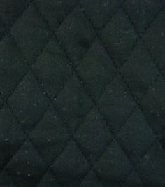 Quilted Solids-Black Diamond at Joann.com - maybe this for the bedspread - prequilted  - with a panel in the middle.  Fitted spread?  Rolled edges?  the possibilities!