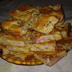 Lá na ro Good Food, Yummy Food, Portuguese Recipes, Quiches, Cooking Recipes, My Recipes, Easy Meals, Food And Drink, Favorite Recipes