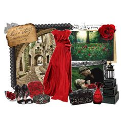 """A True Love Story Never Ends"" by mama-candy on Polyvore"