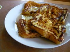 Pain doré French Toast, Breakfast, Food, Morning Coffee, Meals, Morning Breakfast