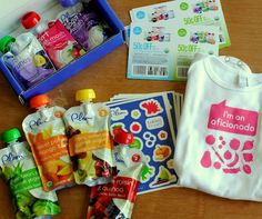 Plum Organics giveaway on A Pretty Cool Life!