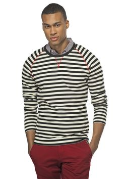 Polo Shirt, Mens Tops, Shirts, Fashion, Shopping, Slip On, Striped Sweaters, Men, Polo