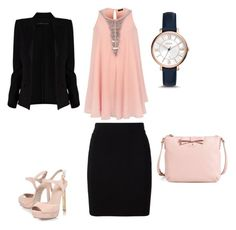 """Interview time!"" by c-rolph on Polyvore"