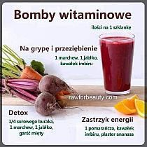 Uroda na Stylowi.pl Healthy Juice Drinks, Healthy Juices, Smoothie Drinks, Fruit Smoothies, Detox Drinks, Healthy Smoothies, Helathy Food, Raw Food Recipes, Healthy Recipes