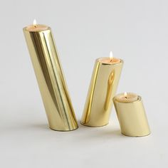 tilted brass / dwellstudio