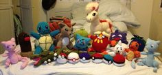 Crochet Pokemon Collection by Mr-Nova