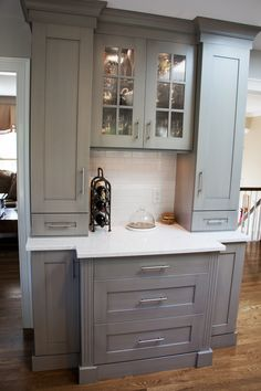 A Kitchen Remodel In Commack New York Was Designed With Urban Effect Cabinetry S St