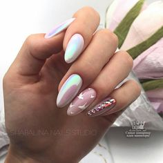 What manicure for what kind of nails? - My Nails Shellac Nail Designs, Shellac Nails, Us Nails, Nail Polish, Acrylic Nails, Nails Design With Rhinestones, Manicure E Pedicure, Rhinestone Nails, Nagel Gel