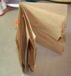 Brown paperbag journal tut