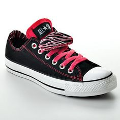 Converse Chuck Taylor All Star Double-Tongue Shoes - Women's