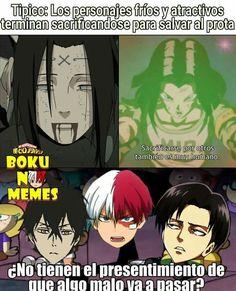New memes en espanol funny hay ideas Anime Meme, M Anime, Otaku Anime, Anime Naruto, Memes Humor, New Memes, Funny Memes, Naruto Meme, Boku No Hero Academia
