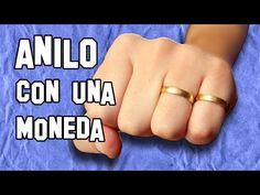✔ Anillo con una Moneda | Ring with a Coin - YouTube