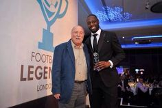 Jimmy greaves with ledley king