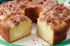 Easy And Delicious Cream Cheese Coffee Cake Recipe By Makeeze Recipes cakepins.com