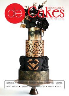 de Cakes 07_oct 2015  Magazine gratuito sobre repostería creativa en versión digital.