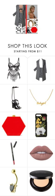 """My boyfriend's back and he's cooler than ever. There's no more night, blue skies forever."" by leaosuch ❤ liked on Polyvore featuring Belle Et BonBon, Karl Lagerfeld, Alexander Wang, Edie Parker, Dolce&Gabbana, Sigma and Laura Mercier"