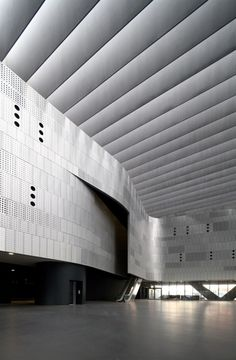 National Automobile Museum of Torino, CZA Architects