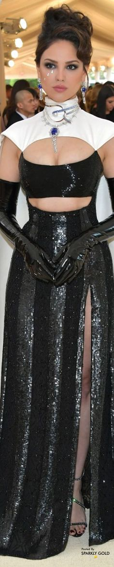 Eiza Gonzalez/Met Gala 2018