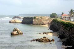Old Portugese Fort -- Galle, Sri Lanka
