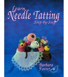 Learn Needle Tatting Step By Step, , hi-res