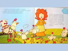 Pimpona a galinha tonta Winnie The Pooh, Disney Characters, Fictional Characters, Comics, Children's Books, Story Books, 4 Years, School, The Moon