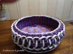 Поделка изделие Плетение Ваш уютный дом Бумага фото 8