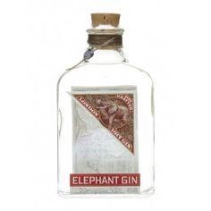 Elaphant Gin + 4 Fever-Tree Tonic