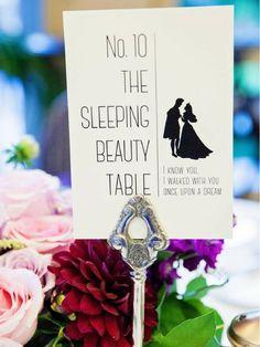 I vostri film preferiti danno il nome ai tavoli di nozze #wedding #cinema #table #name