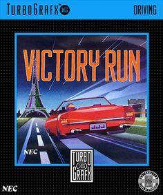 Victory Run (TurboGrafx 16) #retrogaming #turbografx