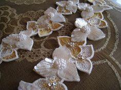 オートクチュール刺繍教室 2011年11月のブログ記事一覧-Atelier Un Nuage Blog