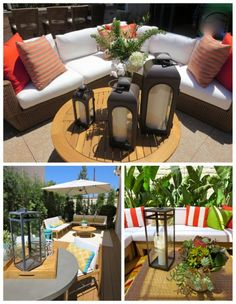 7 Designer Secrets for Resort Living at Home. #HomeGoodsHappy