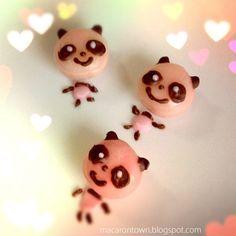 Panda candies