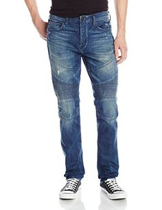 True Religion Men's Rocco Slim Fit Moto Jean, Rough Trail, 33x34 True Religion http://www.amazon.com/dp/B00RX3PXTU/ref=cm_sw_r_pi_dp_ehVowb18YFRWV