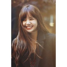 Lisa with her bright smile