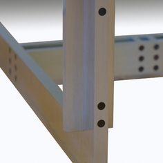 table frame Sarpi  by Carlo Scarpa