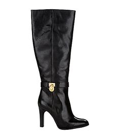 MICHAEL Michael Kors Hamilton Leather Boots   Dillards.com