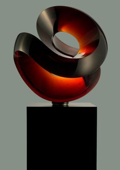 Vlastimil Beranek mobile: Glasskulpturen - My Glass Likes - Skulptur Blown Glass Art, Art Of Glass, My Glass, Cast Glass, Art Sculpture, Abstract Sculpture, Fused Glass, Stained Glass, Art Nouveau
