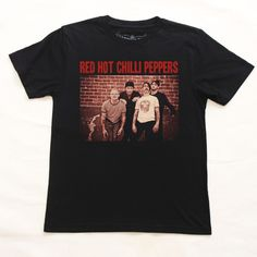 Red Hot Chili Peppers  http://hateashberry.com/band-shirts/red-hot-chili-peppers-2/