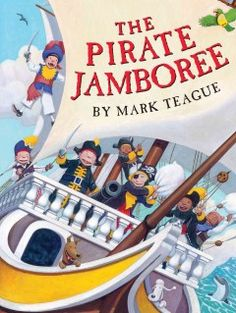 Pirates Blackbeard Johnson and his brothers, Eyepatch Sue, and others sail over to Peg Leg Jones' for a happily chaotic pirate jamboree--until the S.S. Clean Your Room (otherwise known as Mrs. Jones) arrives and playtime is definitely over.