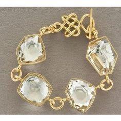 DVF Rock Crystal Quartz Bracelet by H.Stern H Stern, Stylish Jewelry,  Fashion bdc304efd05b