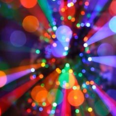This is what it looks like down the barrels of fiber optics with multicolor LED lights in the base. Beautiful! Looks like our sparkling fiber optic centerpieces: http://www.flashingblinkylights.com/light-up-products/led-party-centerpieces.html?utm_source=Pinterest&utm_medium=Fiber%20Optic%20Centerpieces&utm_campaign=Light%20Up%20Party%20Ideas