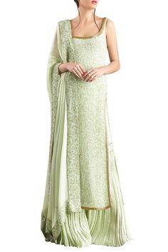Sharara Designs, Kurta Designs Women, Kurti Designs Party Wear, Lehenga Designs, Designer Kurtis, Indian Designer Suits, Designer Sarees, Pakistani Dress Design, Pakistani Dresses