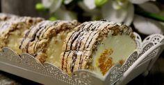 Budapest-leivokset. Nämä ovat ihan klassikko , mutta itse tehtyinä täydellistä herkkua ! Ohjeen löysi... Baking Recipes, Dessert Recipes, Finnish Recipes, Foods With Gluten, Pavlova, Deli, Sweet Tooth, Sweet Treats, Deserts